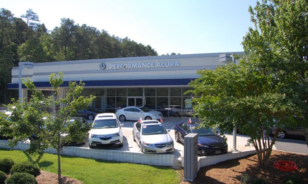 Performance Acura Wins National Recognition