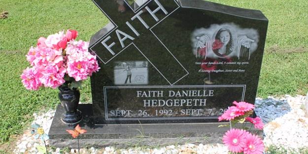 Thursday Marks 5 Years Since Faith Hedgepeth Murder