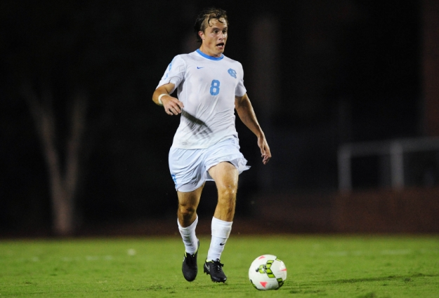 No. 1 UNC Men's Soccer Downs William & Mary, 2-0