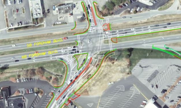 CHTC Green Lights Ephesus-Fordham Road Plan