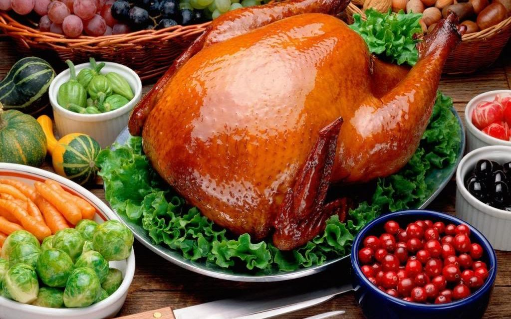 Unattended Food May Lead to Thanksgiving-Day Fires