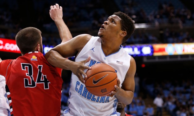 Tar Heels Crush Crusaders 112-34 In Final Tune-Up