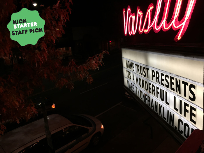 Varsity Theatre Changing to First-Run Movies