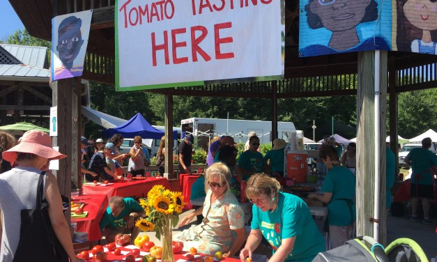 "Carrboro Celebrates Annual ""Tomato Day"""