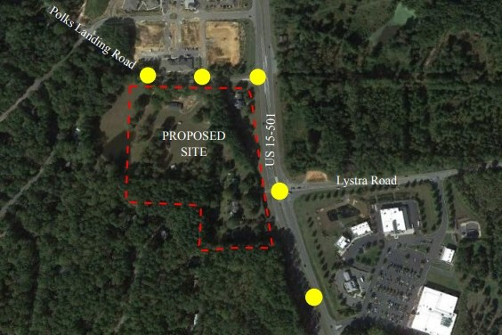 Chatham Planning Board Unanimously Rejects Rezoning Request for Publix