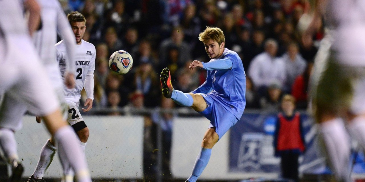 UNC Ranked No. 4 in Preseason Men's Soccer Coaches Poll
