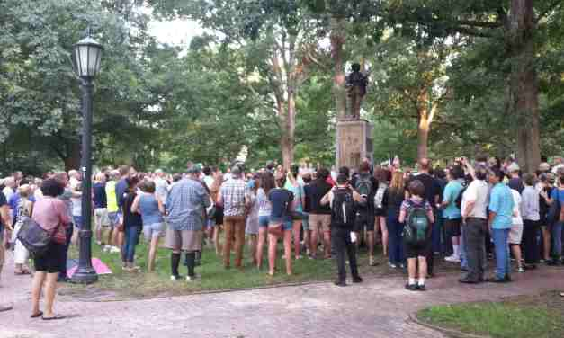 Road Closes and Traffic Changes for Silent Sam Protest