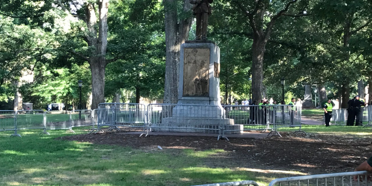 UNC Holding Public Comment Session on Silent Sam Wednesday