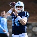 UNC Quarterback Logan Byrd Announces He Will Transfer