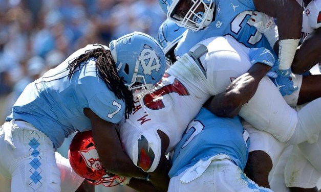 Inside Carolina: On the Defensive