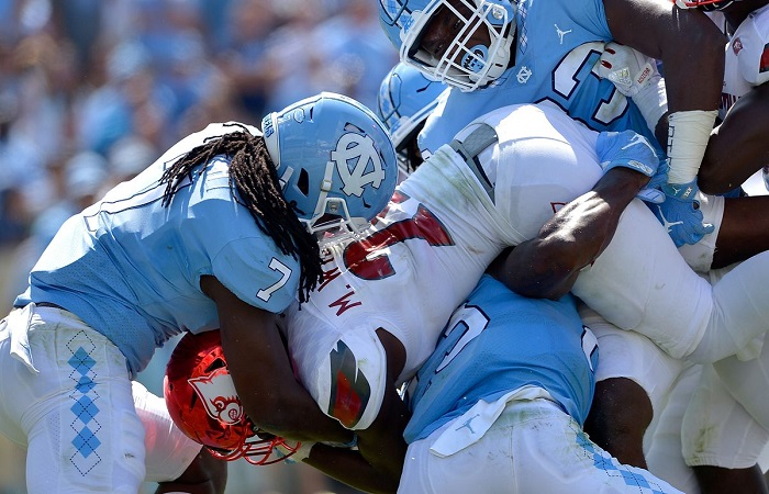 UNC Hoping to Solve Defensive Communication Woes at Old Dominion