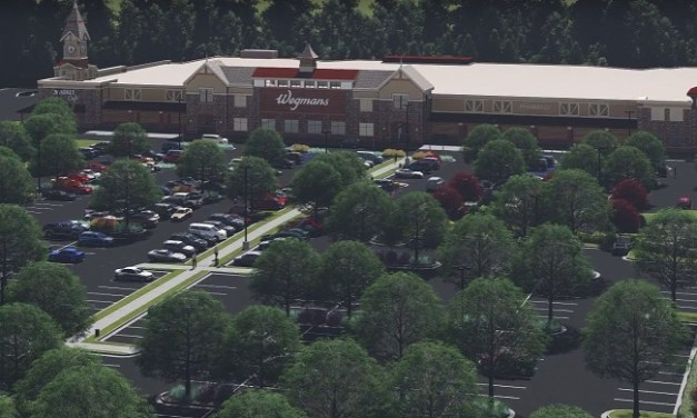 Construction Set to Pick Up at Site of Future Chapel Hill Wegmans