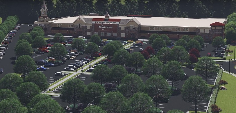 Final Public Hearing For Wegmans Wednesday