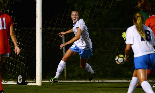 UNC Women's Soccer Earns No. 1 Seed in NCAA Tournament, Will Face High Point in First Round