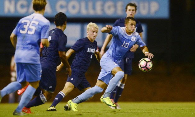Win Over Fordham Propels UNC Men's Soccer to Second Straight NCAA College Cup Appearance