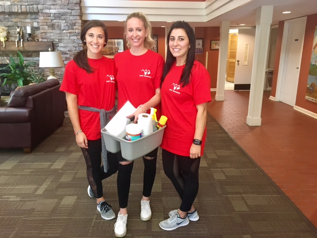 UNC Dental Students Honor Memory of Slain Students with Annual Service Day