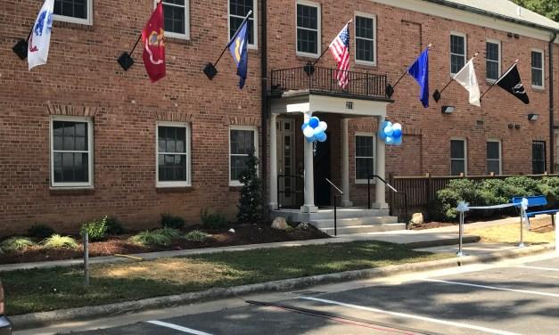 UNC Opens Veterans Resource Center