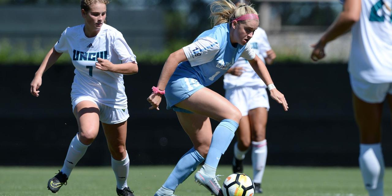 Tar Heels Extend Women's Soccer Streak to Six Games With 2-0 Win Over Wake Forest