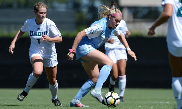 Seven Tar Heels Named to Women's Soccer All-ACC Teams, Russo Named Co-Freshman of the Year