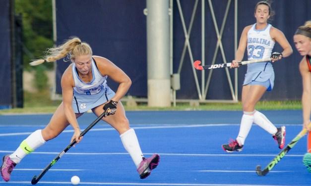 Field Hockey: Ashley Hoffman Tabbed as National Defensive Player of the Week