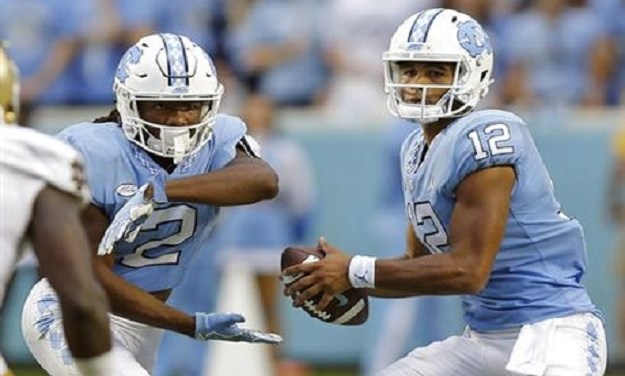 UNC to Face Auburn in Atlanta as Part of 2020 Chick-Fil-A College Football Kickoff