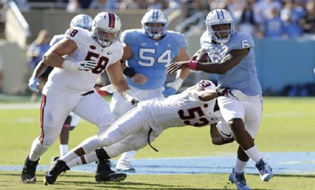 Veteran Leaders Aiming to Keep Positive Mindset in UNC Locker Room, Despite Negative Outcomes