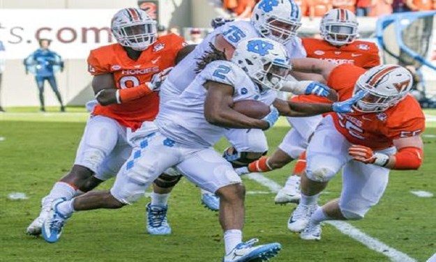 UNC Football Reduced to Seeking Moral Victories Through Season's Home Stretch