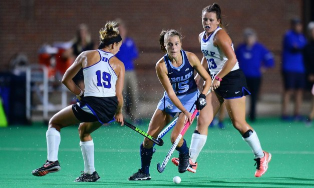 UNC Places Six Field Hockey Players on Academic All-ACC Team