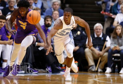 UNC Stays at No. 9 in AP Men's Basketball Top 25