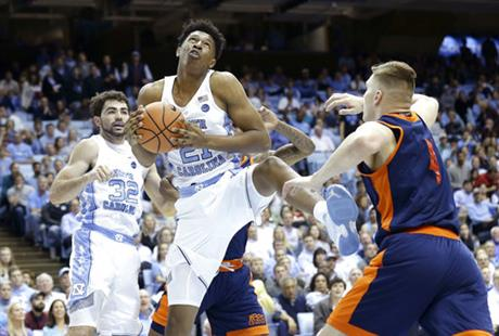 UNC's Cameron Johnson having surgery for torn meniscus