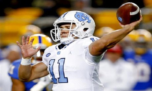 Nathan Elliott Providing Tar Heels Much-Needed Stability at Quarterback