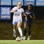 Andrzejewski's Goal Enough to Move UNC Women's Soccer Past Colorado, Into NCAA Tournament Third Round