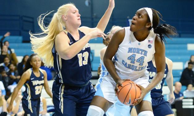 Janelle Bailey Named ACC Women's Basketball Rookie of the Week
