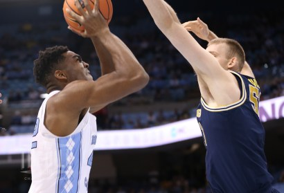 UNC Rolls to 130-45 Win in Final Exhibition Game on Bahamas Trip