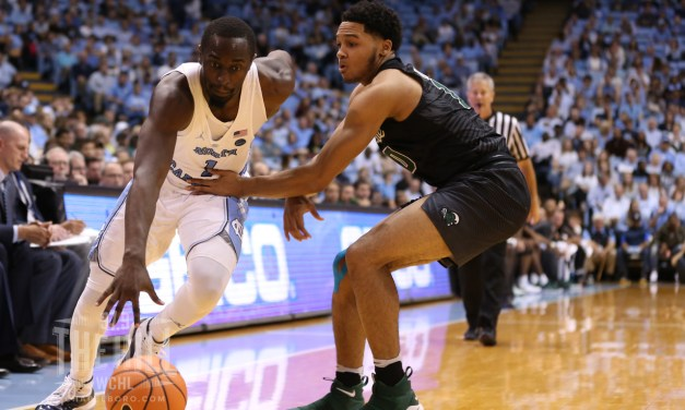 Theo Pinson Has Given Up Threes (For Now) and UNC is Better Off For It
