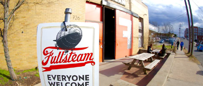 Fullsteam Brewery: We 'Publicly Denounce President Trump'