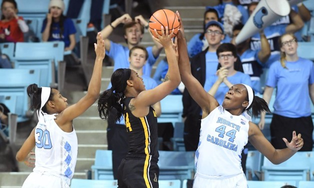 Janelle Bailey Picks Up Second ACC Women's Basketball Rookie of the Week Award