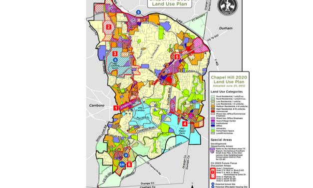 Chapel Hill Expands Conditional Zoning, Working to Rewrite Land Use Policy