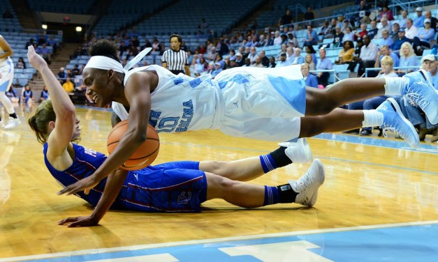 UNC Women's Basketball Topples Furman, Extends Win Streak to Six Games
