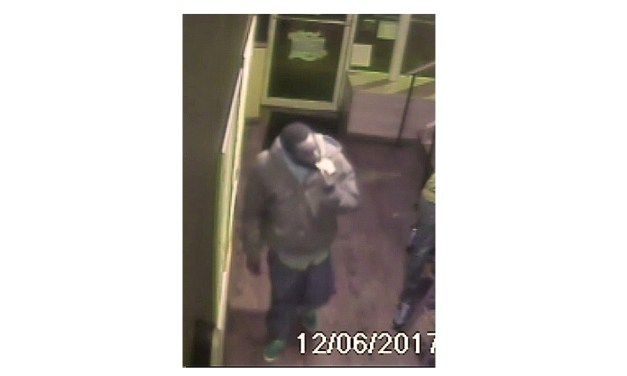 UNC Police Release Surveillance Photo in Robbery Investigation