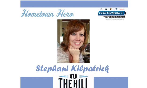 Hometown Hero: Stephani Kilpatrick