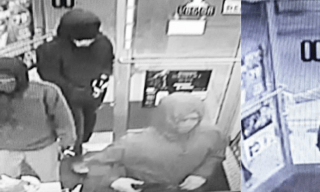$5,000 Reward Offered for Information on Three Circle K Armed Robberies