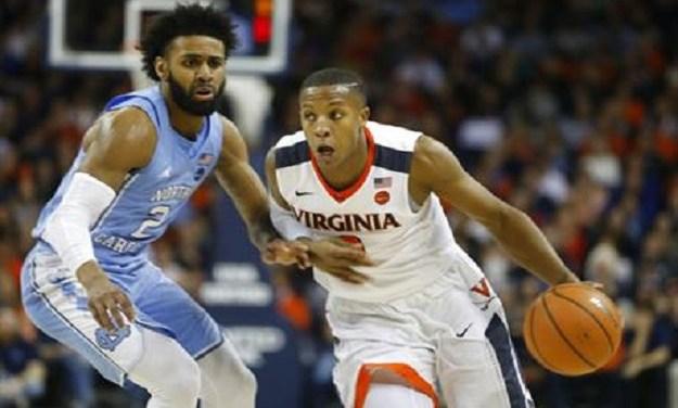Defense Leads No. 8 Virginia Past No. 12 UNC, Hands Tar Heels Second Straight Loss