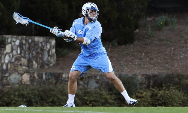 Former UNC Men's Lacrosse Star Marcus Holman Named to U.S. World Championship Roster