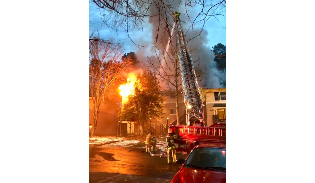 Officials Release Cause of Carrboro Apartment Fire