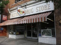 Local Lore: Sutton's Drug Store