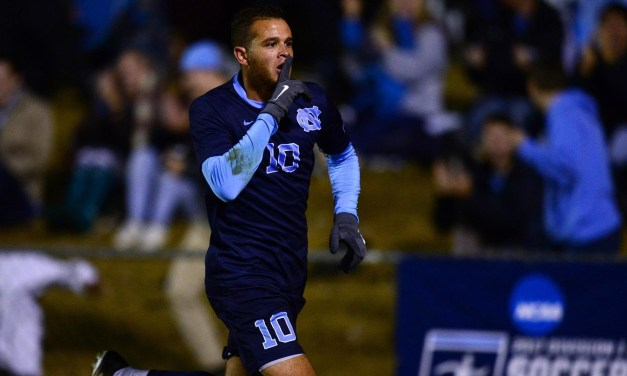 UNC Forward Zach Wright Signs With MLS Club Sporting KC