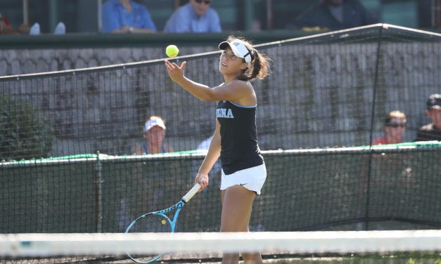UNC Women's Tennis Dominates William & Mary in Season Opener