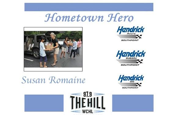 Hometown Hero: Susan Romaine