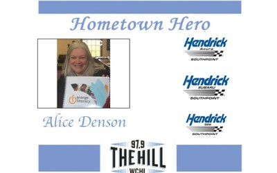 Hometown Heroes: Alice Denson & Richard Schramm